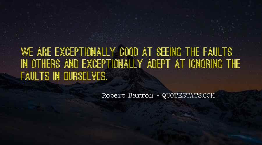 Robert Barron Quotes #1837750