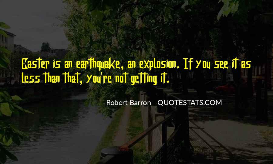 Robert Barron Quotes #266840