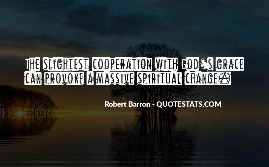 Robert Barron Quotes #380749