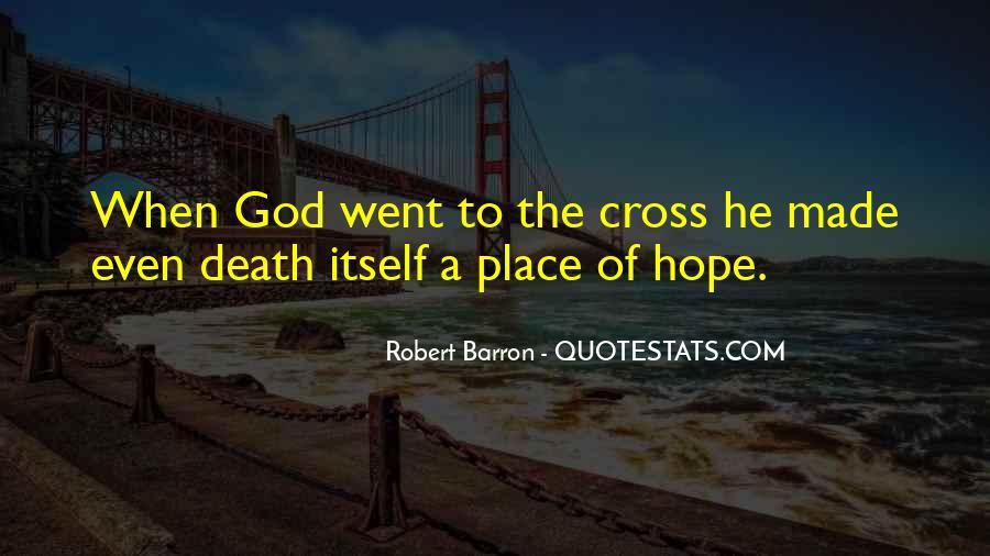 Robert Barron Quotes #604546