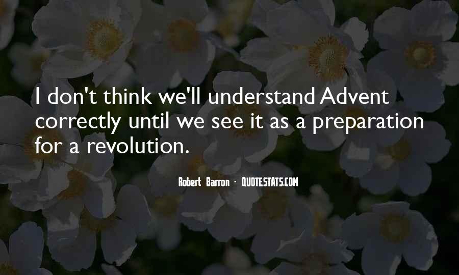 Robert Barron Quotes #708543
