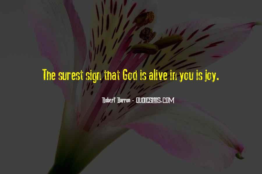 Robert Barron Quotes #712732