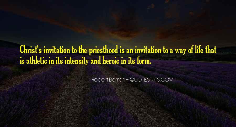 Robert Barron Quotes #798484
