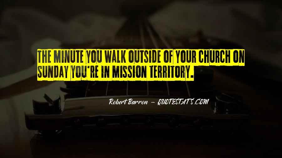 Robert Barron Quotes #88920