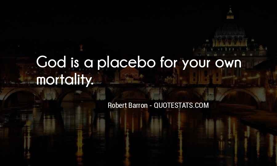 Robert Barron Quotes #995815