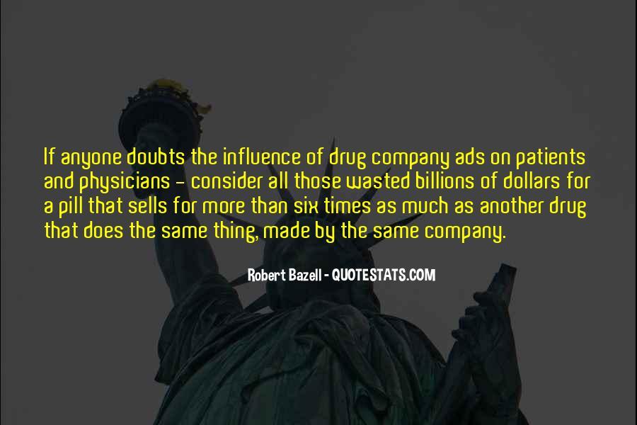 Robert Bazell Quotes #568169