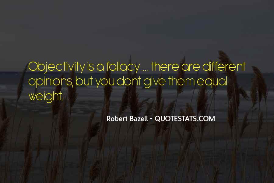 Robert Bazell Quotes #966911