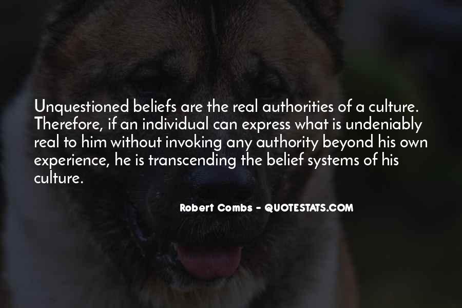 Robert Combs Quotes #917746