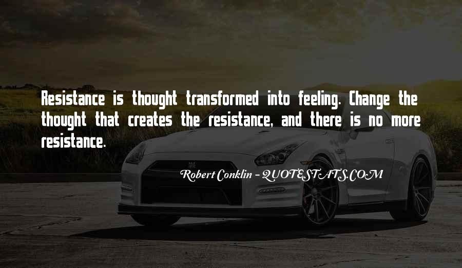 Robert Conklin Quotes #1512847