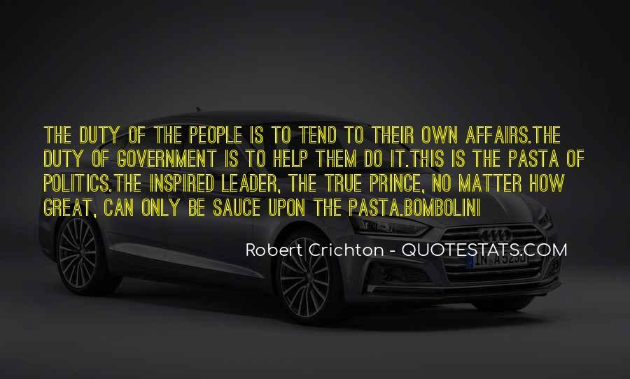 Robert Crichton Quotes #6273