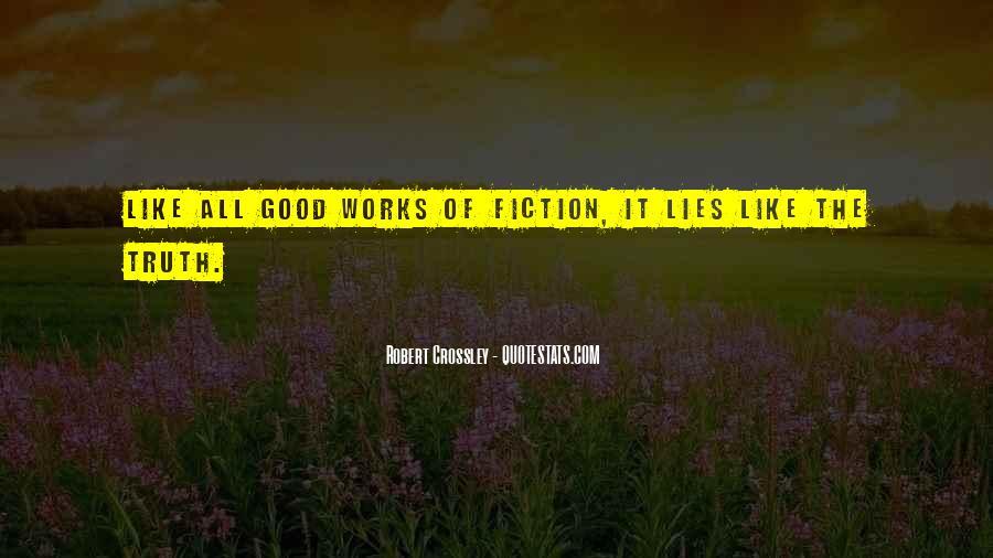 Robert Crossley Quotes #1586538