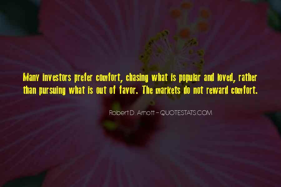 Robert D. Arnott Quotes #1761188
