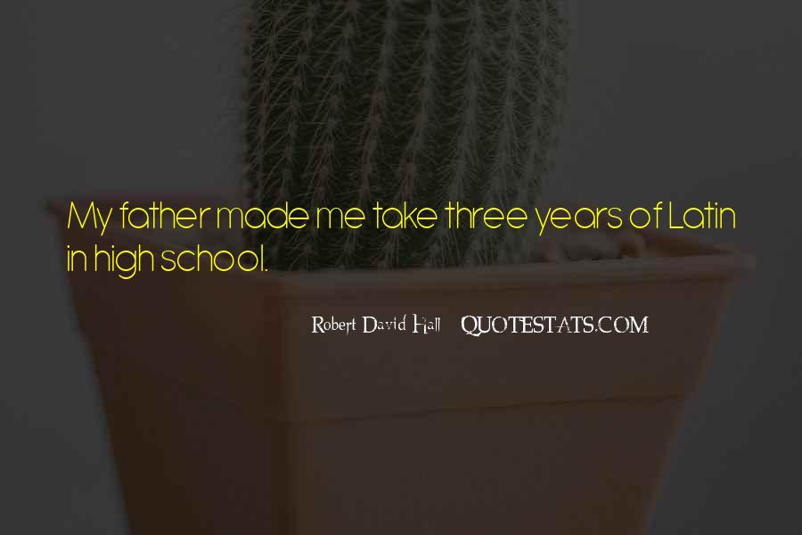 Robert David Hall Quotes #1234440