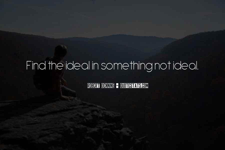 Robert Denning Quotes #1544227