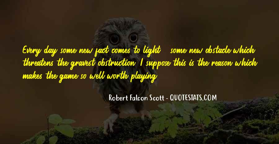Robert Falcon Scott Quotes #1310067