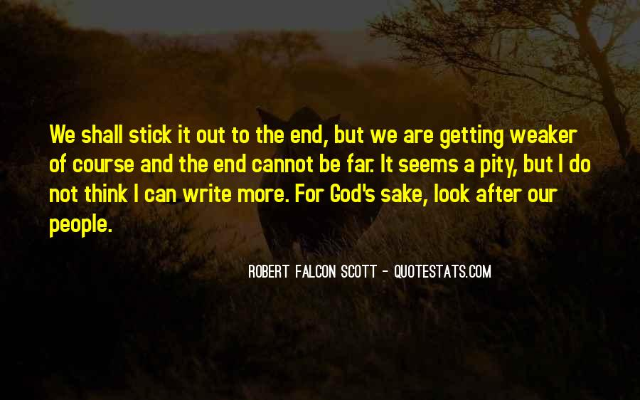 Robert Falcon Scott Quotes #1534091