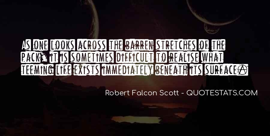 Robert Falcon Scott Quotes #467980