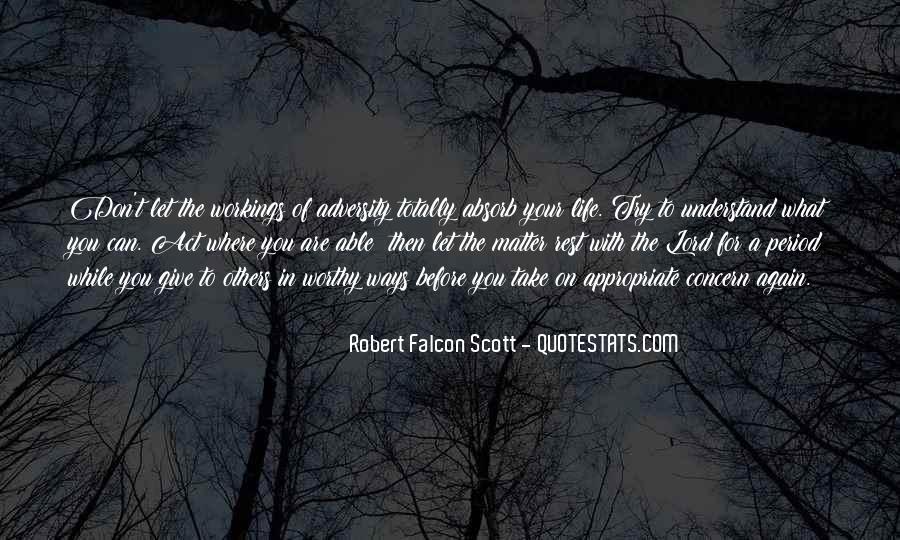 Robert Falcon Scott Quotes #590080