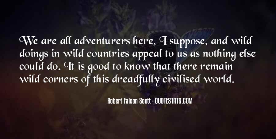 Robert Falcon Scott Quotes #616222