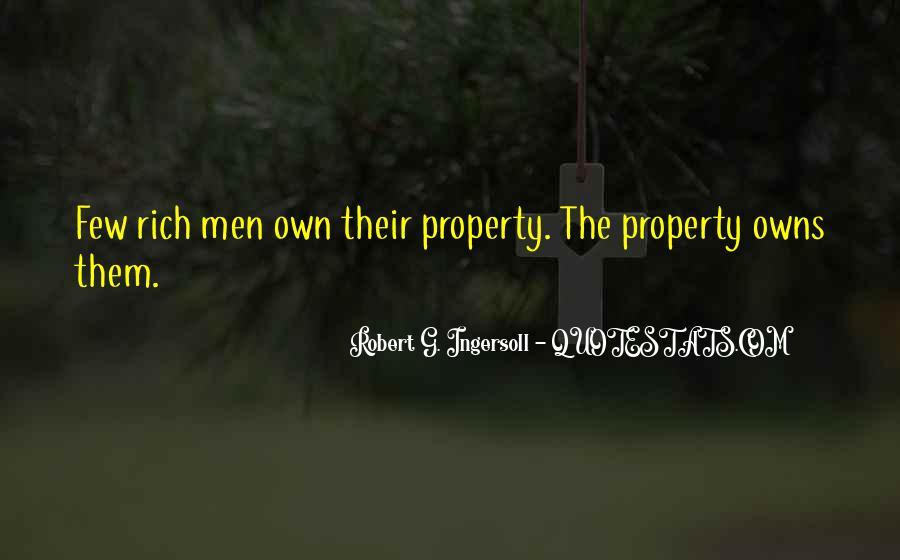 Robert G. Ingersoll Quotes #1007813
