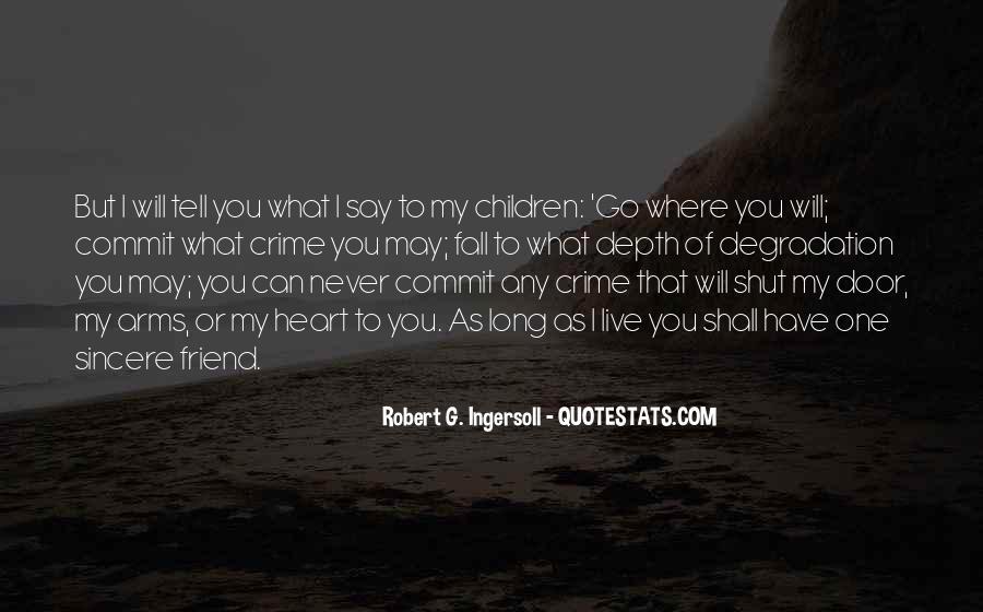 Robert G. Ingersoll Quotes #1127986