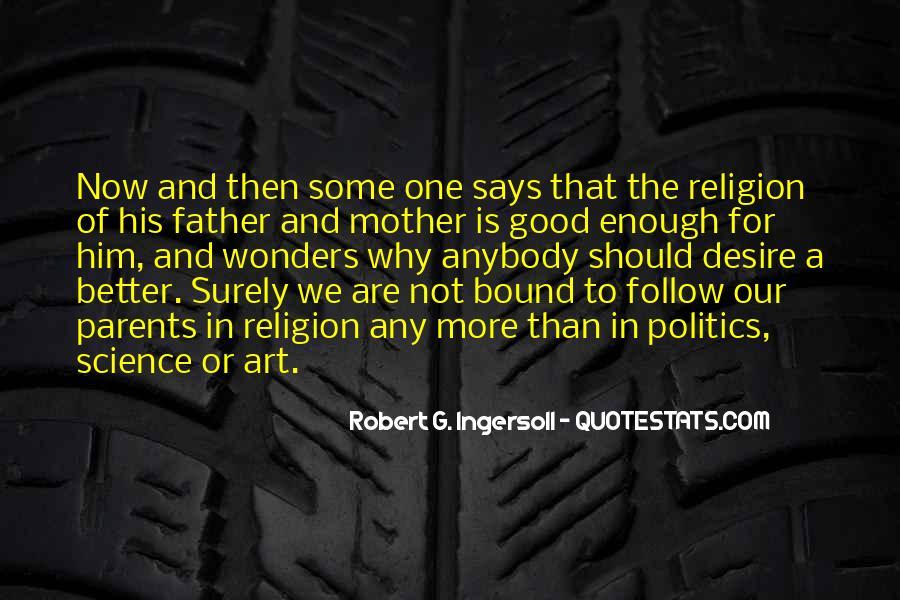 Robert G. Ingersoll Quotes #1128309