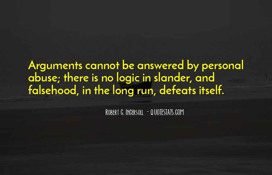 Robert G. Ingersoll Quotes #1133349