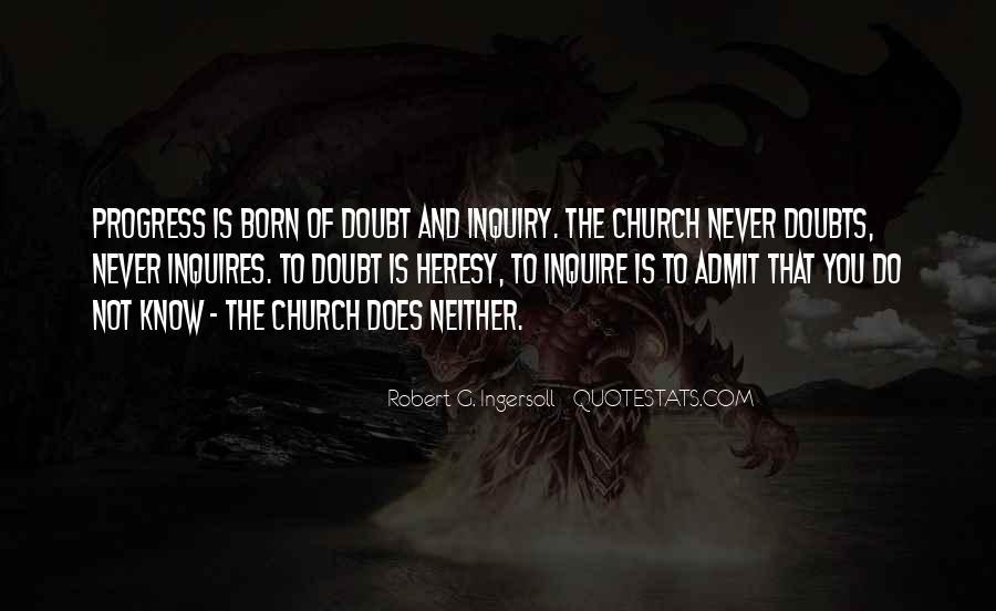 Robert G. Ingersoll Quotes #1146544