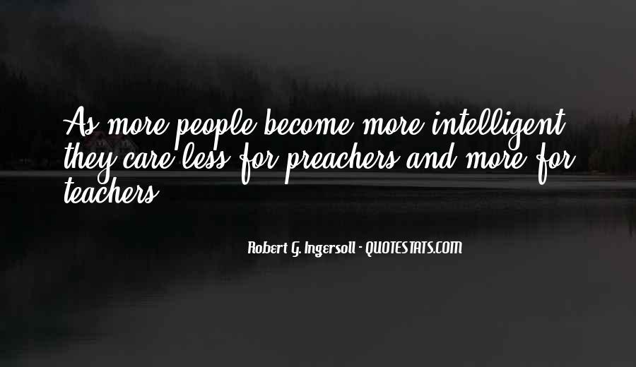 Robert G. Ingersoll Quotes #1146950