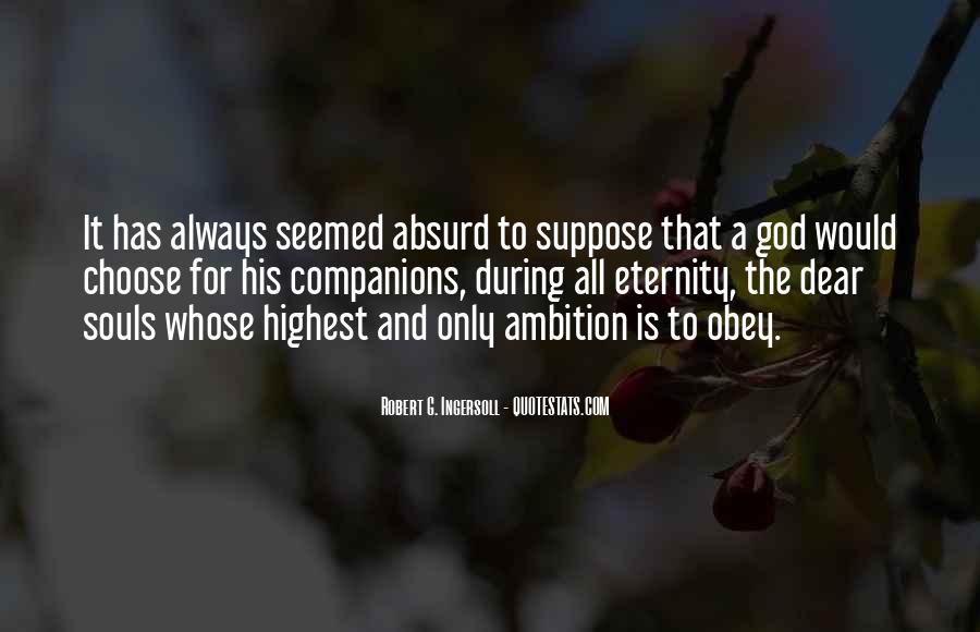 Robert G. Ingersoll Quotes #1213014