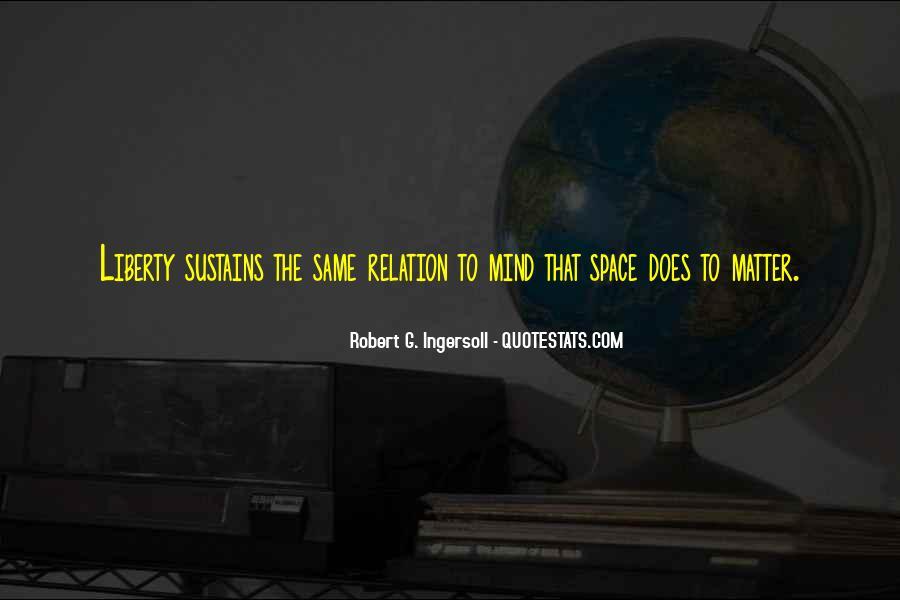 Robert G. Ingersoll Quotes #1404205