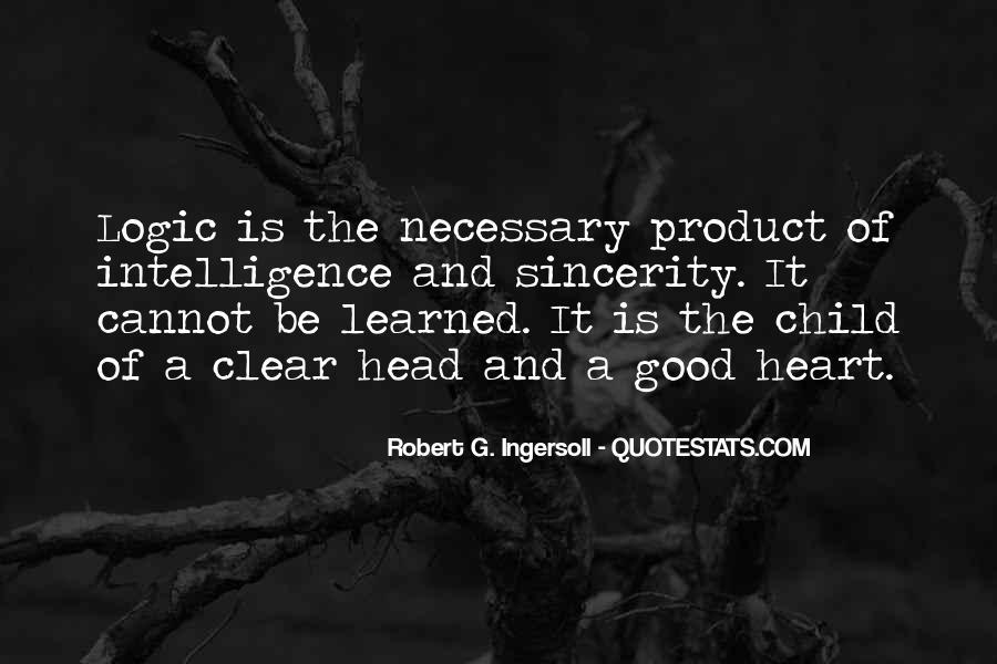 Robert G. Ingersoll Quotes #1523556
