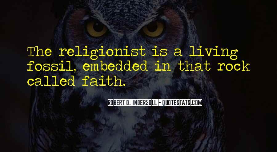 Robert G. Ingersoll Quotes #1600877