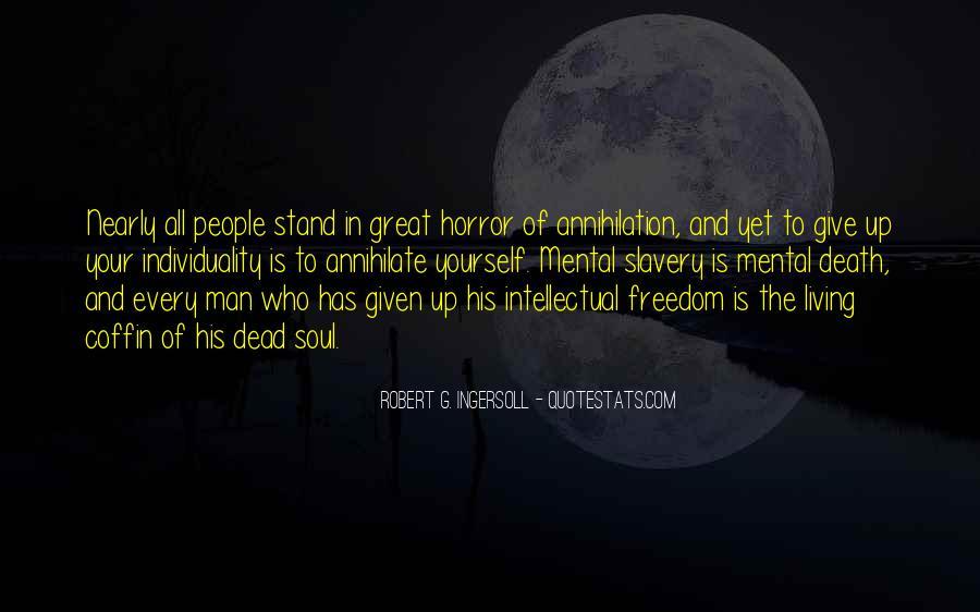 Robert G. Ingersoll Quotes #1610039