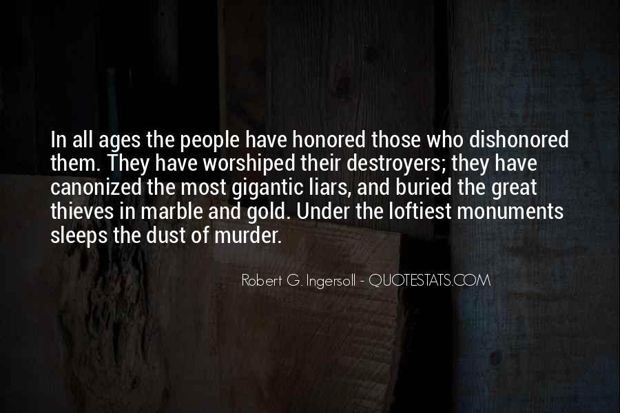 Robert G. Ingersoll Quotes #182250