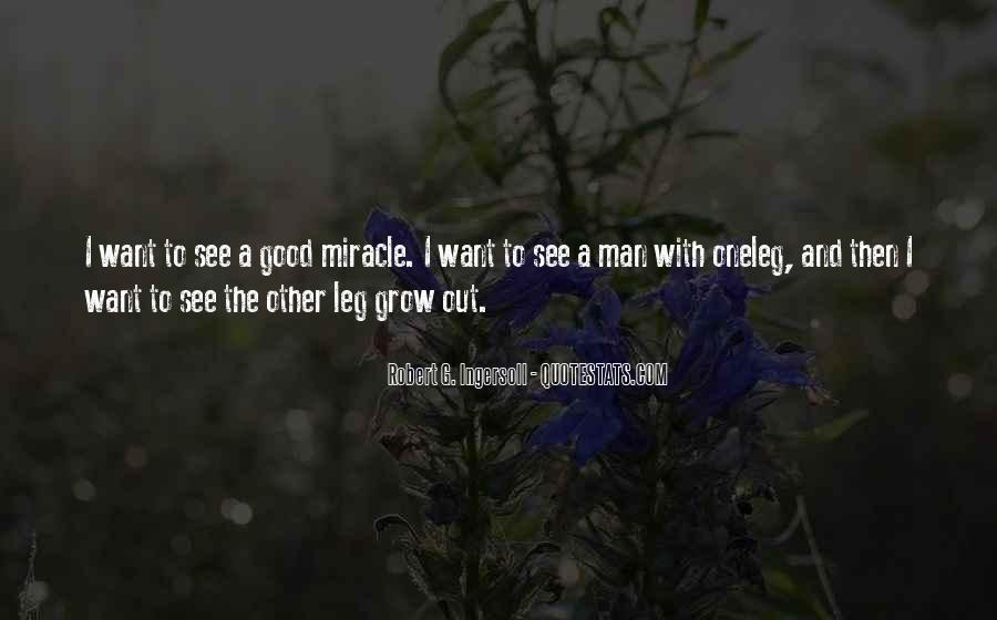 Robert G. Ingersoll Quotes #1823086