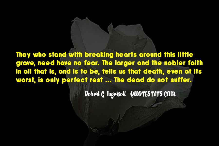 Robert G. Ingersoll Quotes #1862589