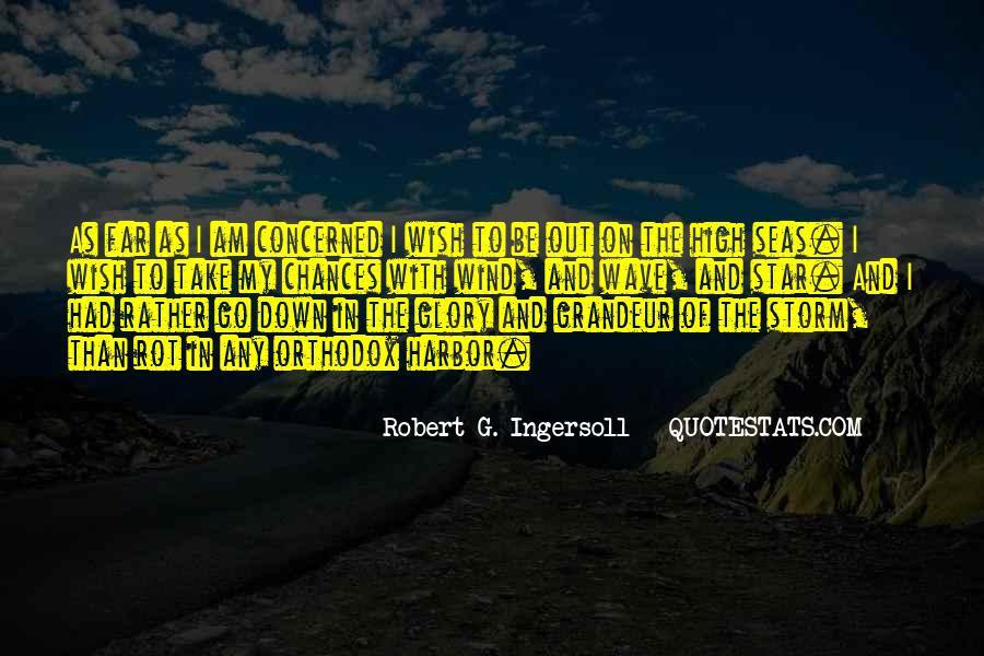 Robert G. Ingersoll Quotes #1867085