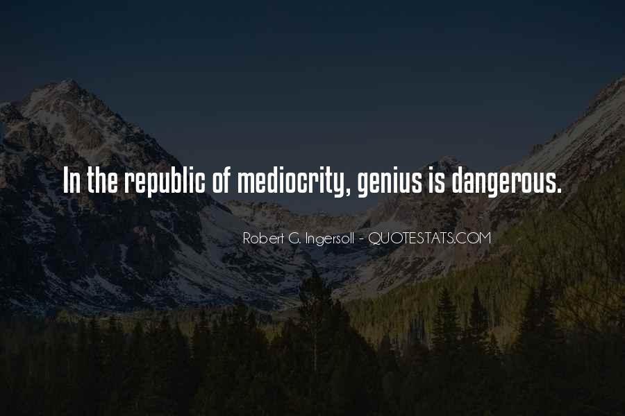 Robert G. Ingersoll Quotes #224686