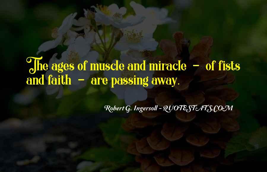 Robert G. Ingersoll Quotes #312655