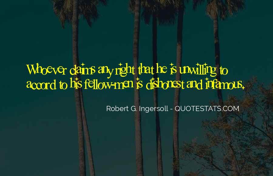 Robert G. Ingersoll Quotes #481765