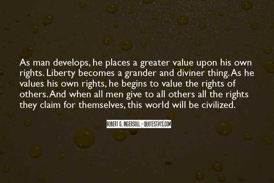 Robert G. Ingersoll Quotes #503326
