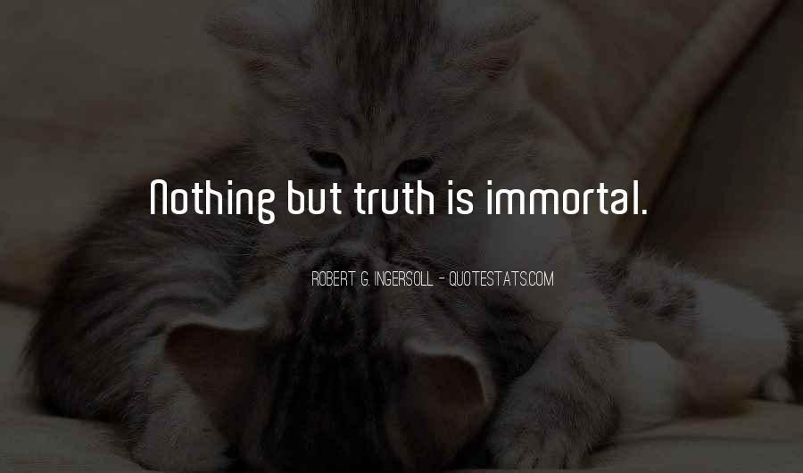 Robert G. Ingersoll Quotes #55770