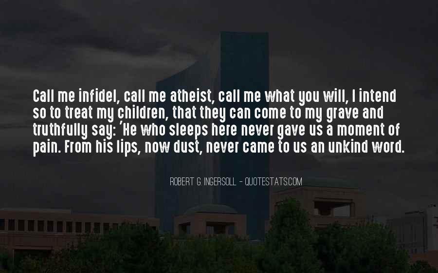 Robert G. Ingersoll Quotes #67402