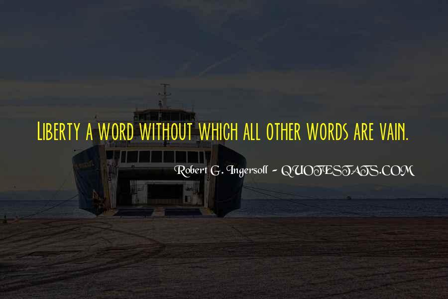 Robert G. Ingersoll Quotes #67991