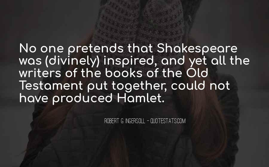 Robert G. Ingersoll Quotes #709396