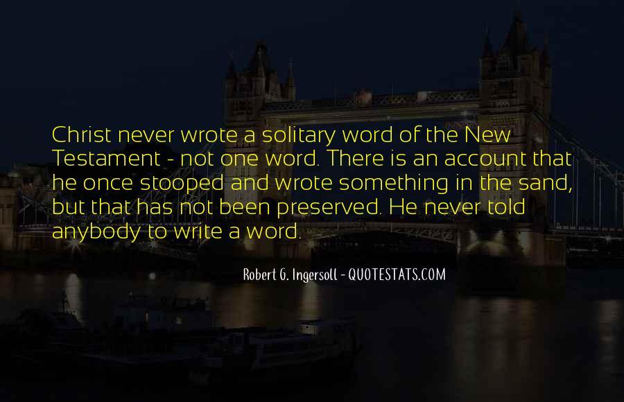 Robert G. Ingersoll Quotes #843299