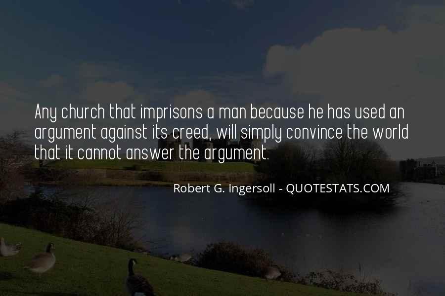Robert G. Ingersoll Quotes #872578
