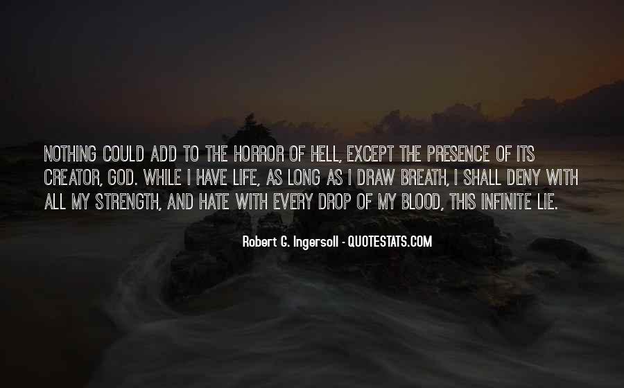 Robert G. Ingersoll Quotes #952596
