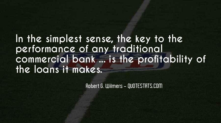 Robert G. Wilmers Quotes #234225